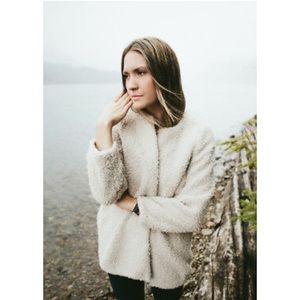 Aritzia Wilfred laboratoire coat